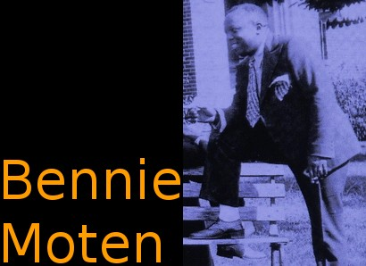 Image of Benny Moten.