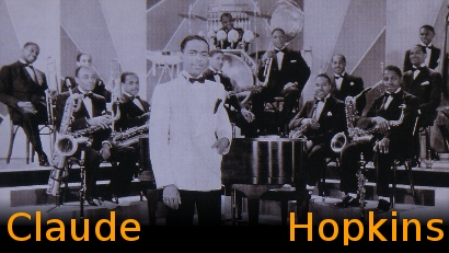 Image of Claude Hopkins and His Orchestra.