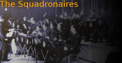 Image of The Squadronaires.
