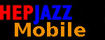 Link to Hep Jazz for mobile devices.