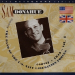Image of Hep CD2 - Sam Donahue & The Navy Band - Vol 1: Convoy