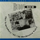 Image of the Hep CD12 - Buddy Rich - The Legendary '47-'48 Orchestra Vol. 1