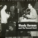 Image of Hep CD18 - Woody Herman and the Second Herd - The Road Band 1948 - Vols 1 & 2