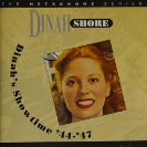 Image of Hep CD45 - Dinah Shore - Dinah's Showtime '44-'47