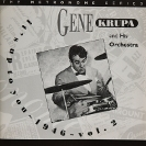 Image of Hep CD46 - Gene Krupa & His Orchestra - vol 2: It's Up To You