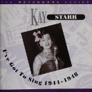 Image of Hep CD50 - Kay Starr - I've got to Sing 1944-1948