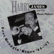 Image of Hep CD62 - Harry James - Feet Draggin' Blues