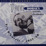 Image of Hep CD75 - Tommy Dorsey & His Orchestra - It's D'Lovely
