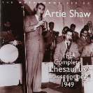 Image of Hep CD89/90 - Artie Shaw - The Complete Thesaurus Transcriptions 1949