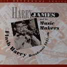 Image of Hep CD94 - Harry James and his Music Makers - Flash Harry - Broadcasts 1942-46