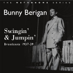 Image of Hep CD96 - Bunny Berigan and his Orchestra - Swingin' and Jumpin'