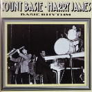 Image of Hep CD1032 - Count Basie and Harry James - Basie Rhythm.