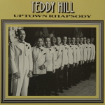 Image of Hep CD1033 - Teddy Hill - Uptown Rhapsody