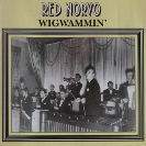 Image of Hep CD1050 - Red Norvo & His Orchestra - Wigwammin'.