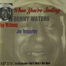 Image of Hep CD2010 - Benny Waters - When You're Smiling