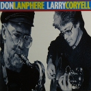 Image of Hep CD2048 - Don Lanphere / Larry Coryell - Lanphere / Coryell