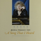 Image of Hep CD2061 - Jessica Williams Trio - A Song That I Heard
