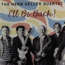 Image of Hep CD2074 - Herb Geller Quartet - I'll be Back