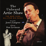 Image of Hep CD2104 - The New York All-Star Big Band - The Unheard Artie Shaw