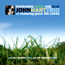 Image of Hep CD2090 - John Hart Trio with Joe Locke - Standards - Green and Blue