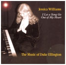 Image of Hep CD2082 - Jessica Williams - I Let a Song Go Out of My Heart