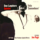 Image of Hep CD2022 - Don Lanphere Quintet - Into Somewhere