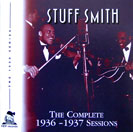 Image of Hep CD1085 - Stuff Smith - Complete 1936-37 Sessions